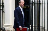 Следующая неделя будет очень значимой для Brexit, - глава британского МИД