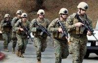 США отправят 1,5 тысячи солдат на Ближний Восток