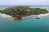 Владелец авиакомпании Virgin Atlantic готов заложить остров на Карибах для ее спасения