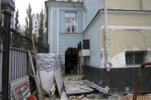 В Музее Шевченко отрицают строительство ресторана - здание реконструируют