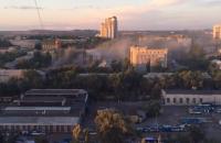 Центр Донецка попал под артиллерийский обстрел