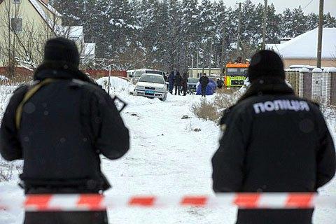 ГПУ повідомила про підозру трьох поліцейських у справі про перестрілку в Княжичах