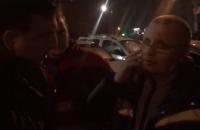 Саакашвілі заявив, що його водія побили