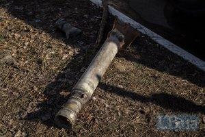 У Дніпропетровській області навчальний снаряд влучив у двір житлового будинку