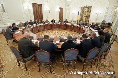 РНБО розпустив комісію ОПК, яку очолювали підозрювані Гладковський і Бровченко