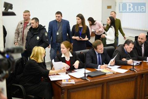 Рябошапка вирішив просто під час судового засідання замінити прокурорів у справі про розстріл Небесної Сотні
