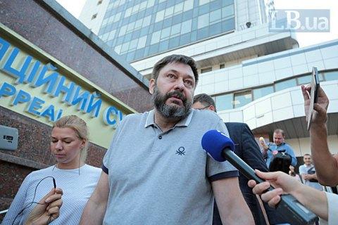 Вышинский заявил, что не намерен участвовать в обмене пленными, - РосСМИ