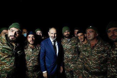 Пашинян и попытка военного переворота в Армении. Всё только начинается