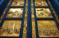 Флорентийские Райские врата откроют для публики