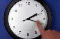 Крым переходит на московское время
