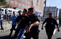 У Москві затримали організаторів мітингу проти підвищення пенсійного віку