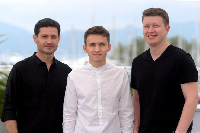 Ахтем Сеитаблаев, Рамзи Белялов и Нариман Алиев