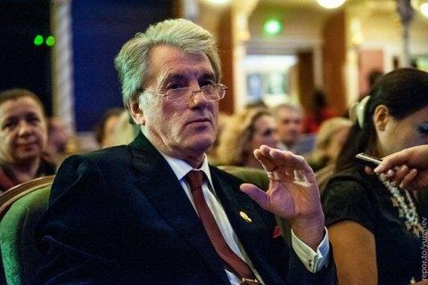 Суд отказался арестовать имущество Ющенко