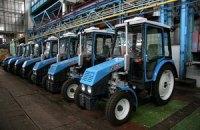 В Харькове останавливает работу тракторный завод