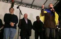 Порошенко: головним організаторам мітингу під Радою були потрібні не реформи, а кров