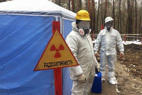 """Украина при помощи НАТО начинает ликвидацию могильника радиоактивных отходов """"Цибулево"""""""