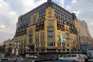 13-поверхову будівлю на Подолі не введуть в експлуатацію