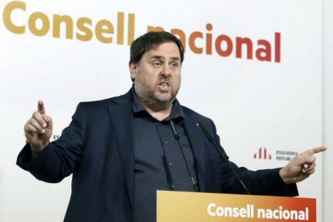 Испанcкий суд арестовал восьмерых членов правительства Пучдемона