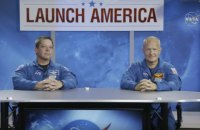 SpaceX відправляє астронавтів у космос (пряма трансляція)