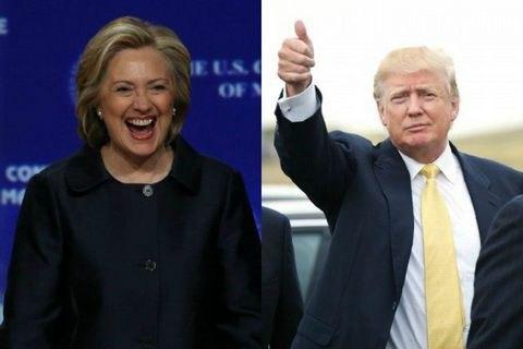 Клінтон і Трамп виграли праймериз у Нью-Йорку