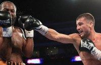 Украинский боксер Гвоздик нокаутировал американца Бейкера