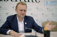 Садовий подав до ЦВК заяву про відкликання своєї кандидатури