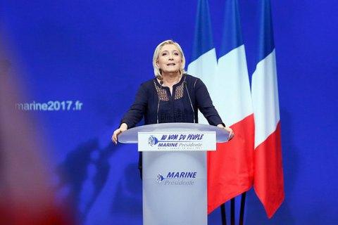 Парламент Франции лишил Марин Ле Пен депутатской неприкосновенности