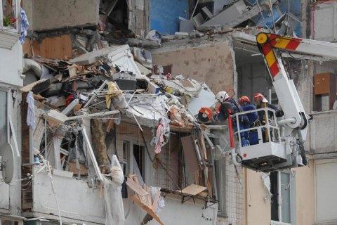 Полиция отбросила версию о взрывчатке в доме на Позняках