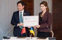 Китай выделил $200 тыс. на эксперимент по развитию инклюзивного образования в Украине
