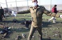 """Понад піврічну затримку із відправленням """"чорних скриньок"""" збитого літака МАУ в Ірані пояснили впливом коронавірусу"""