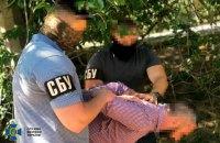 Контррозвідка СБУ затримала бойовика, який допомагав Росії захоплювати Крим