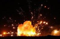 Взрывы в Калиновке расследуют как диверсию (обновлено)