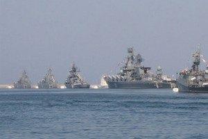 Россия предупредила Украину об учениях в Черном море 6 дней назад