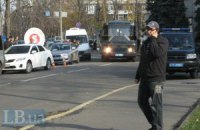 Из здания МВД выносят документы, оружие, оргтехнику, - источник