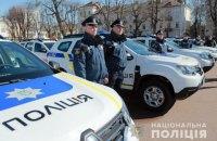 Хмельницкая область пятой в Украине получила офицеров громад