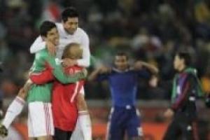 ЧМ 2010: Более чем заслуженная победа мексиканцев