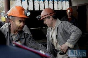 Сепаратисты на Донбассе пытаются срывать работу шахт, - профсоюз горняков