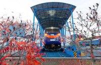 """Майже третину усіх вантажних перевезень """"Укрзалізниці"""" на теплотязі забезпечують локомотиви General Electric"""