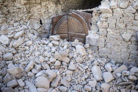 В Италии из-за землетрясения введено чрезвычайное положение