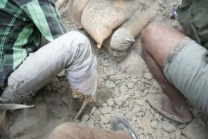 Кількість жертв землетрусу в Непалі зросла до 3726 осіб (оновлено)