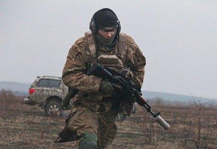 Разведрота 25-й бригады нуждается в глушителях. Осталось собрать 12 тыс. грн
