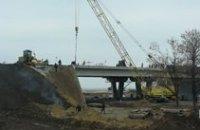 22 декабря откроют первую очередь окружной дороги вокруг Днепропетровска
