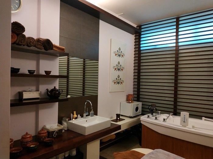 Кімната для процедур «кашубського ритуалу»