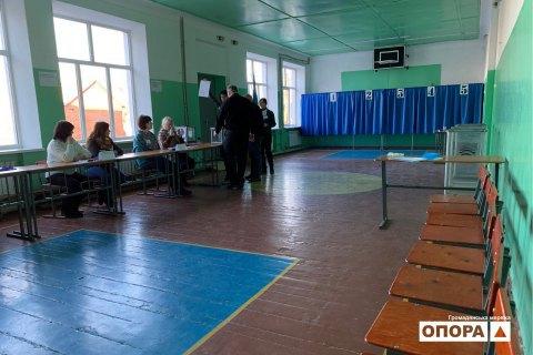 У Харківській області проходять довибори в Раду