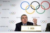 Президент МОК прокоментував рішення WADA щодо російського питання