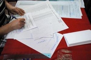 Завтра - останній день внесення змін до списків виборців