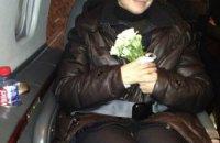 Тимошенко їде на Грушевського покладати квіти