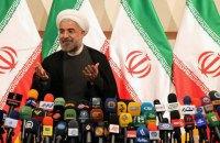 Хасан Рухані переміг на виборах президента Ірану