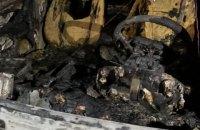 И.о. главы Госэконинспекции Фирсову сожгли автомобиль