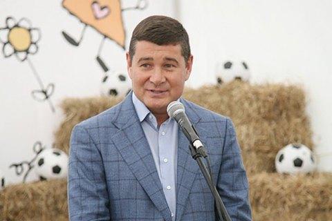 Луценко попросил Раду дать согласие на задержание и арест Онищенко